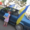 Підсумками  інформаційної кампанії  «Прийди на вибори! Захисти державу!» до виборів президента України.